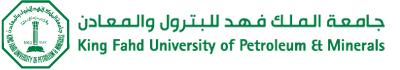 جامعة الملك فهد للبترول و المعادن