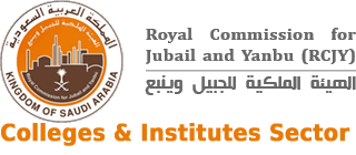 RC Jubail Colleges & Institutes Sector