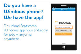 Bayt.com Windows Phone App