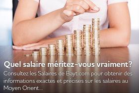 Les Salaires de Bayt.com