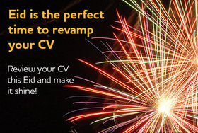 Revamp Your CV this Eid!