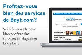 Blog Bayt.com cette semaine