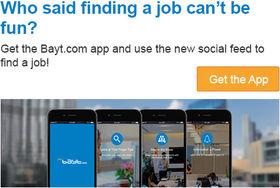 Bayt.com Mobile App