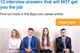 Bayt.com Career Article