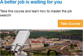 Job Strategy Course