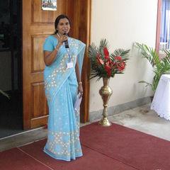 Priyangika De Saram