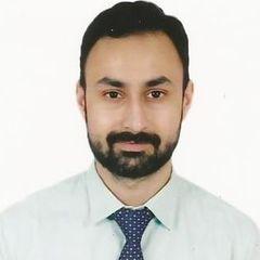 Syed Umair Haider Rizvi