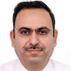 Hani AL-Fawareh / CHRM
