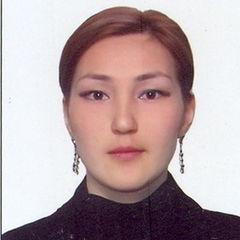 Rakhat Ashirova
